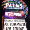 Joe Bonamassa Live in Las Vegas: Palms Pearl Theater - Concert Review