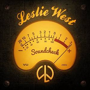 Leslie West Soundcheck Cover Art