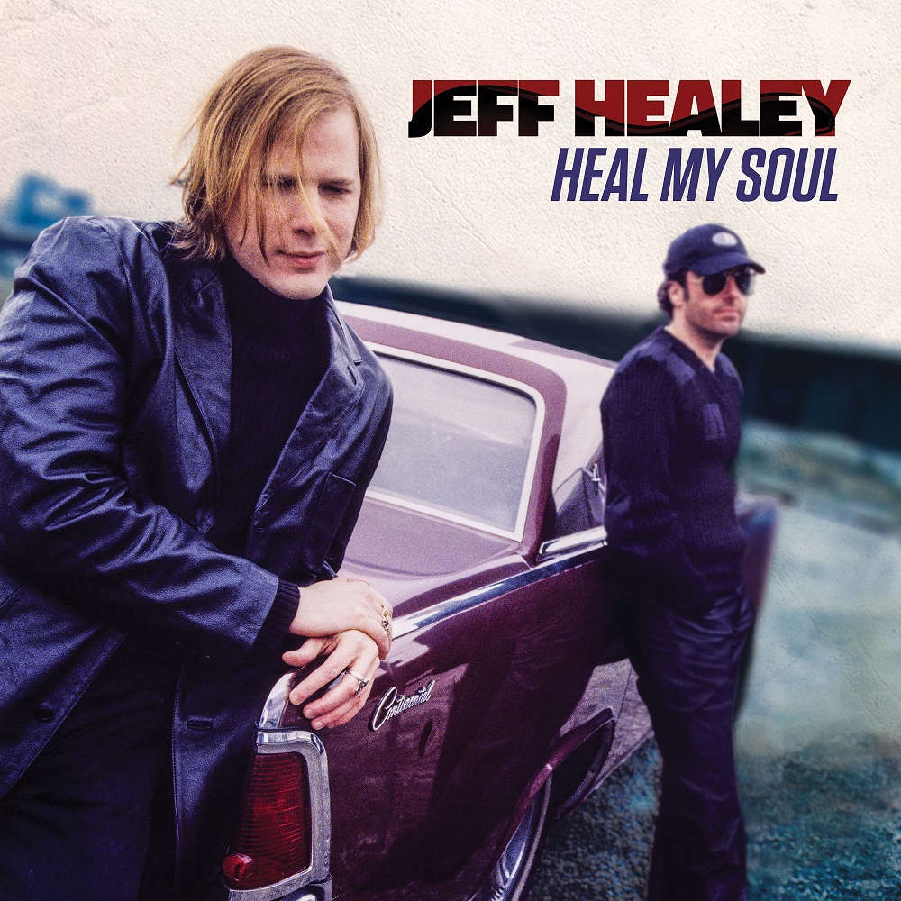 Jeff Healey - Heal My Soul Cover Art