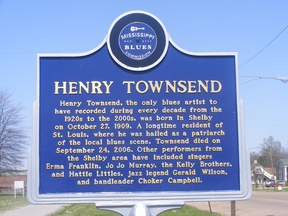 Blues Marker Shelby