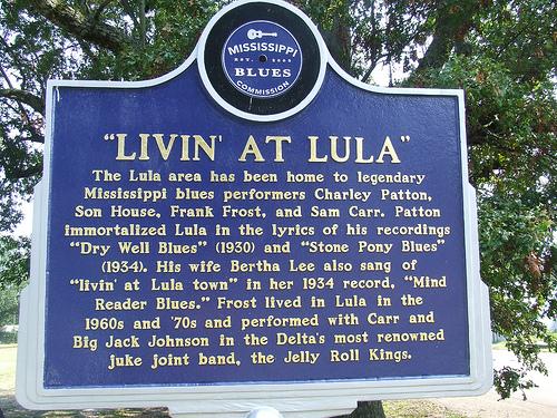 Lula blues marker